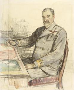 Oliver,_1917,_IWM_ART_1763
