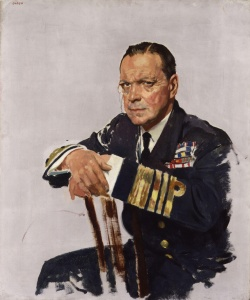 Rosslyn_Erskine_Wemyss,_Baron_Wester_Wemyss_by_Sir_William_Orpen